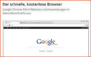 Google für Selbständige - Chrome