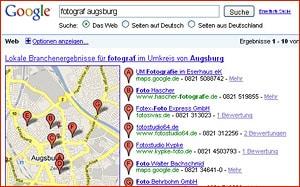 Google für Selbständige - Places