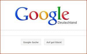 Google für Selbständige - Suchmaschine