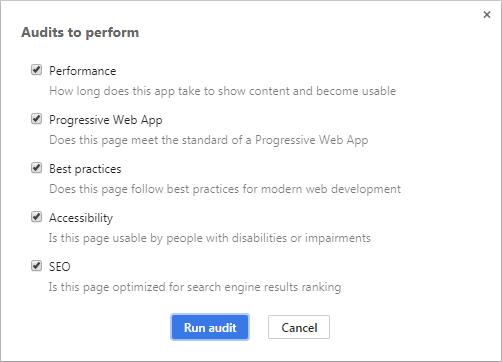 Google Lighthouse Analyse Tool - SEO, Performance und Nutzerfreundlichkeit testen