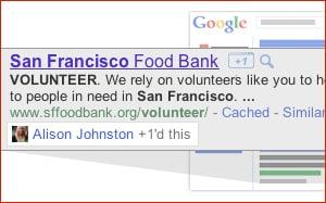 Was bringt das neue Google +1?