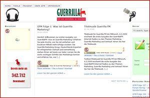 GuerrillaFM - SEO und Online-Marketing Podcasts