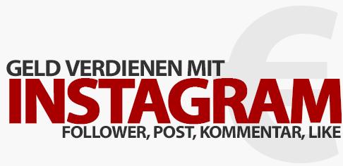 Wie viel verdient man auf Instagram pro Follower, Post, Kommentar und Like?