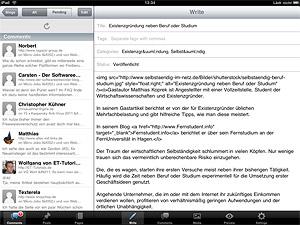 Meine iPad Erfahrungen - Für Selbständige sinnvoll?
