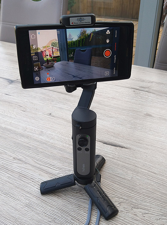 Hohem iSteady X Gimbal - Review