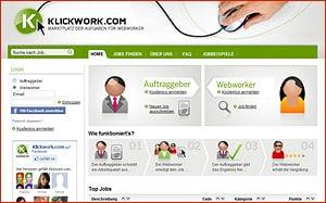Webworker-Aufträge aus dem Netz