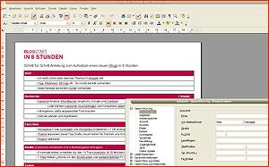 kostenlose Software - OpenOffice