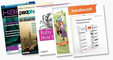 36 neue eBooks für Selbständige und Webworker