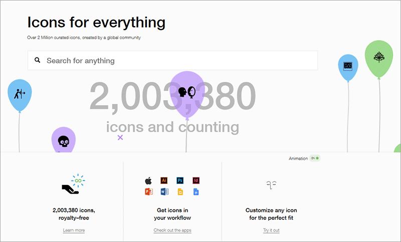 7 Quellen für kostenlose Icons und Vektorgrafiken