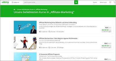 Online-Kurse - Eigene Produkte