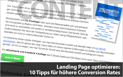 Landing Page optimieren: 10 Tipps für höhere Conversion Rates