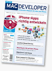 MacDeveloper - iPhone und Mac Entwicklung