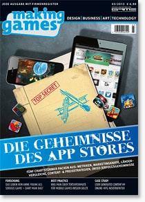 Aktuelle Zeitschriften - Making Games 3/2013