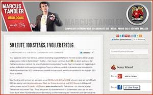 Interview Marcus Tandler - SEO und mehr