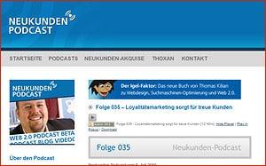 Marketing-Podcasts für Selbständige im Netz