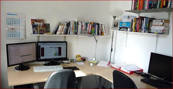 Mein Heimbüro