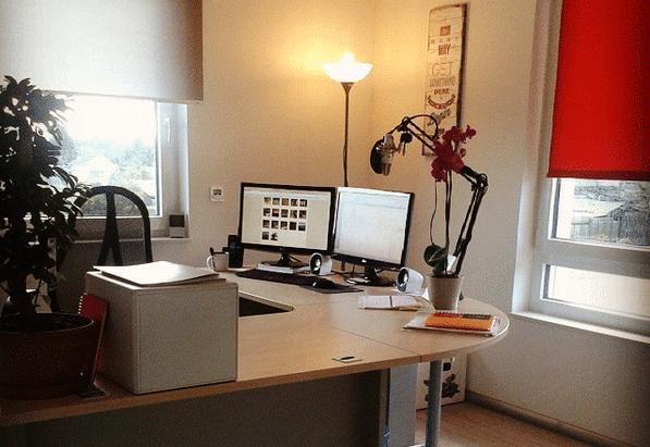 Büro für Selbstständige - Basics der erfolgreichen Selbstständigkeit