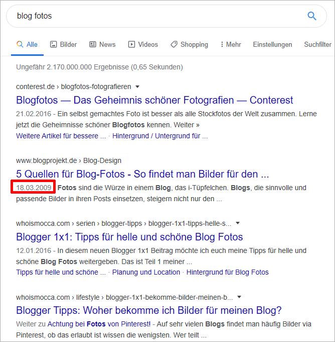 Neue Inhalte - Wichtig oder entbehrlich für SEO und Google Rankings?