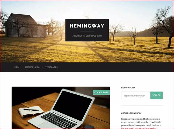 Mein neuer Blog - Layout