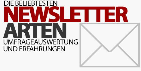 Die beliebtesten Newsletter-Arten, um Geld zu verdienen
