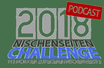 Nischenideen, Analyse, erste Reports und mehr - Nischenseiten-Challenge 2018 Podcast #1