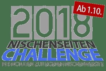 Nischenseiten-Challenge startet in wenigen Tagen