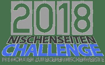 Die Nischenseiten-Challenge 2018 - Das ist alles neu!