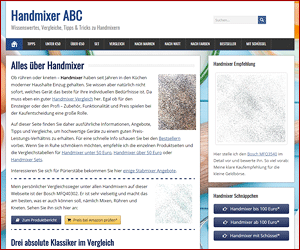 Nischenwebsite-Analyse Video - Von günstigen Produkten und fehlenden Links