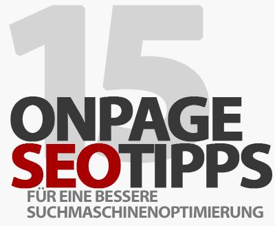 Onpage SEO Checkliste - 15 Tipps für eine bessere Suchmaschinenoptimierung