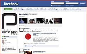 Blog-Netzwerk und Franchising - Interview mit Partysan.net