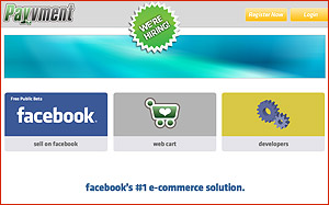 Facebook Online-Shop
