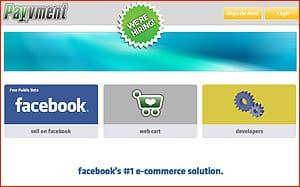 Facebook Online-Shop