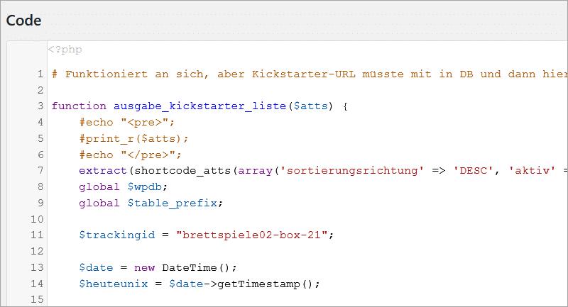PHP-Code in WordPress ausführen - Tipps und Plugins