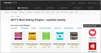 Themes und Plugins - Eigene Produkte