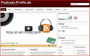 professionelle Podcasts für Unternehmen und Tipps - Interview