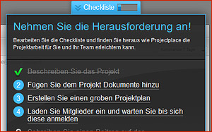 Webprojektmanagement mit Projectplace