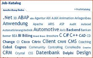 Projektwerk - Auftragsbörse Selbständige