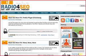 Radio4SEO - SEO und Online-Marketing Podcasts