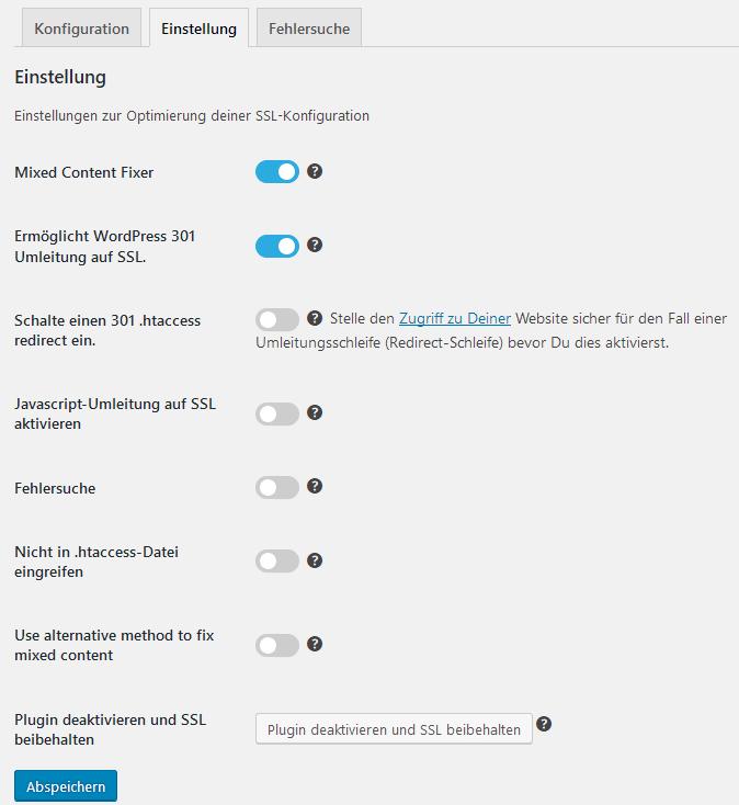 Really Simple SSL - Website-Verschlüsselung mit wenigen Klicks