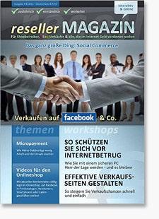 Reseller Magazin - 100 Seiten eCommerce