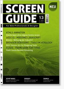 Screenguide - Bekannte Fachzeitschrift im neuen Gewand