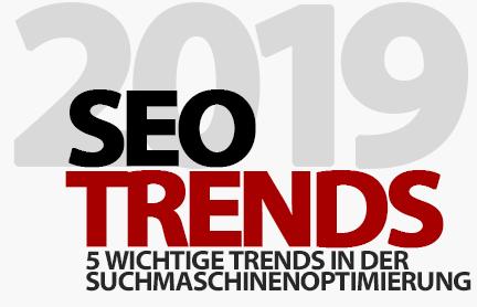 SEO-Trends 2019 - Das ändert sich bei der Suchmaschinenoptimierung