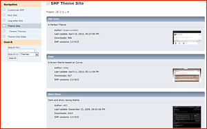 Simple Machines Forum - Themes