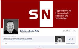 SiN auf Facebook