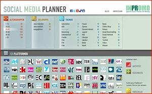 Social Media Planer