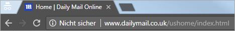 Browser warnen in Zukunft stärker vor Websites ohne SSL-Verschlüsselung