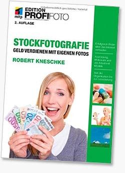 Stockfotografie - Geld verdienen mit eigenen Foto - Buchreview