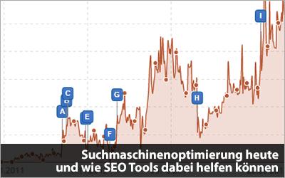 Suchmaschinenoptimierung heute und wie SEO Tools dabei helfen können