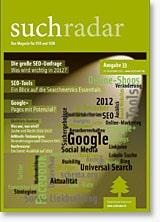 Suchradar #33 - SEO 2012