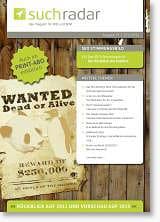 Neuer PDF-Lesestoff: Suchradar, Online Marketing Leitfaden und Internet Handel